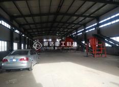 北京年产8万吨粉状线安装现场